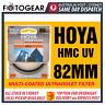 Genuine HOYA 82mm HMC UV (C) Multi-Coated Slim Filter for Canon Nikon Sony