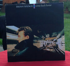 """BRIAN SPENCE - 7"""" VINYL SINGLE - COME BACK HOME"""