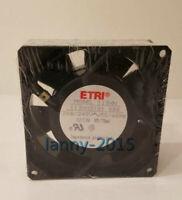 1PC New ETRI 208-240V 12 / 11W 9cm AC Fan 113XN2181000