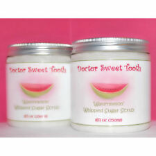 WATERMELON Scented Handmade Whipped Sugar Scrub
