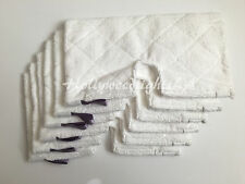 6 Shark Pocket Steam Mop compatible Replacement Standard Microfiber Pads
