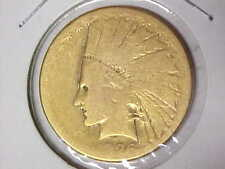 1926 Indian $10 Gold Eagle Pre-1933 Gold Coin Low Grade