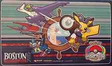 Pokemon Pikachu World Championship 2015 Boston Playmat
