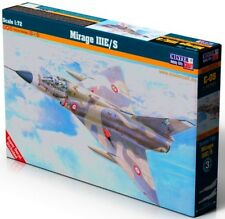 MIRAGE III C/E/O/S (AUSTRALIAN, FRENCH, SPANISH & SWISS MKGS)#E33 MISTERCRAFT