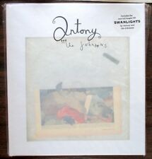 Antony And The Johnsons - Swanlights - 136 Page Hardcover Book & CD + Poster NEW