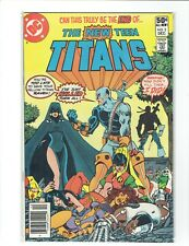 The New Teen Titans #2 -First app of Deathstroke NM- DC Comics