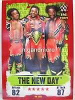 Slam Attax Takeover - #289 The New Day