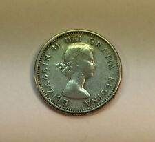 1963 Canada 10 Cents
