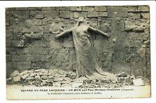 CPA - Carte postale - France-Paris-Square du Père Lachaise- Le Mur -1910  VM3746
