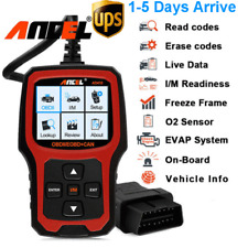 Ancel AD410 OBD2 Auto Code Reader Diagnostic Scanner Tool Check Engine Light NEW