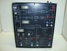LAB-VOLT AA 636 AC ALTERNATOR CONTROL TRAINER 115VAC  220VAC-13VA