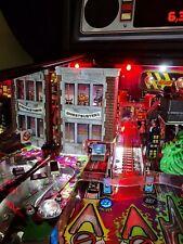 Décor Flipper Ghostbusters - Pinball mods - Firehouse