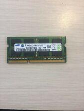 Samsung PC3-12800 4GB SO-DIMM 1600 MHz PC3-12800 DDR3 Memory (M471B5173BH0-CK0)