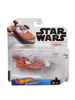 NEW 2021 Hot Wheels Star Wars Starships Luke Skywalker Landspeeder Diecast