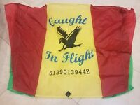 """2 PACK Caught in Flight Maxi Fishing Kite Large size Light Winds 62"""""""