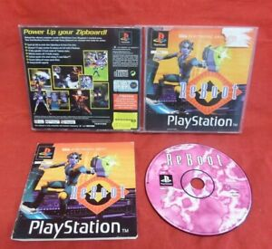 REBOOT - USED COMPLETE - SONY PLAYSTATION 1 PS1 - PAL