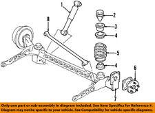 GM OEM Rear-Shock Absorber or Strut 15943270