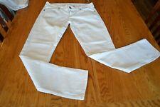 Womens GUESS Denim White Daredevil Skinny Jeans- Size 30 (32x31)