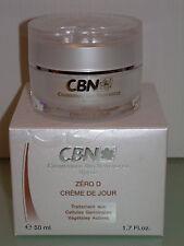 CBN ZERO D CREME DE JOUR 50 ML SPF 15  - Crema antirughe viso da Giorno