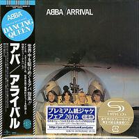 ABBA-ARRIVAL-JAPAN MINI LP SHM-CD BONUS TRACK Ltd/Ed G00
