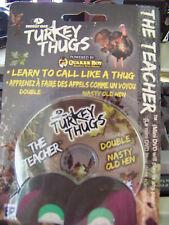 "Turkey Thugs ""The Teacher"" Learn To Call Like a Thug - Instructive DVD - 2 Calls"