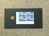 4 x Great Britain 10/- Shilling Postage Stamps Unused Elizabeth II Castle SG-761