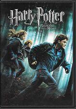 DVD ZONE 2--HARRY POTTER ET LES RELIQUES DE LA MORT - 1ere PARTIE--RADCLIFFE