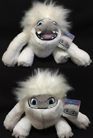 "DREAMWORKS 'ABOMINABLE' MOVIE - SOFT PLUSH TOYS - YETI - LICENCED, 9"" X 9""  NEW"