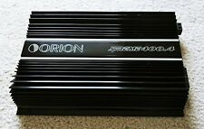 Old School Orion Xtreme 400.4 Rare!