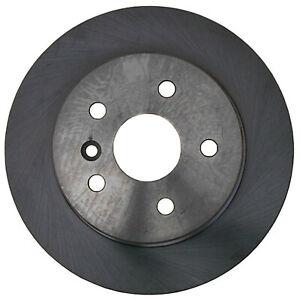 Disc Brake Rotor-Non-Coated Rear ACDelco Advantage fits 00-04 Toyota Avalon