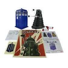 Doctor Who TARDIS & Dalek Sec Bluetooth Speaker Combo Pack New in Box