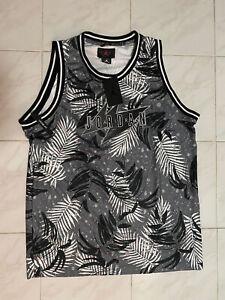 Men's Nike Air Jordan Wings Basketball Jersey CJ4314-084 Size Floral XL-Tall