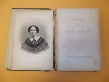 vintage INCIDENTS IN THE LIFE OF A BLIND GIRL Mary L Day rare printed for author