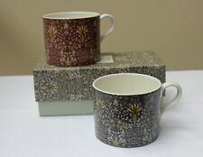 Spode William Morris snakeshead tazas, Conjunto de 2 en una caja de regalo