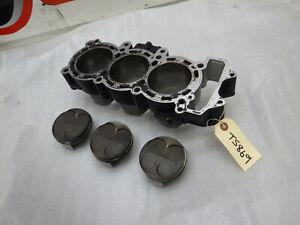 Triumph Daytona 675 13-17 Cylinder barrels & pistons TS869