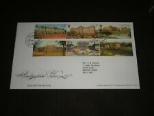 2014 GB Stamps BUCKINGHAM PALACE First Day Cover TALLENTS HOUSE Cancels FDC