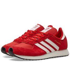 Authentic Adidas Originals SPZL Atlanta BY1880 Scarlet & White Size 7.5 DS