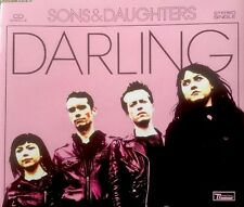 Sons & Daughters - Darling (CD 2008) Johnny Cash (Live) Domino Recordings