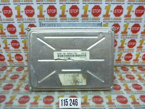 1999 99 2000 00 BUICK LESABRE ENGINE COMPUTER ECU ECM 09361735 CRJS OEM
