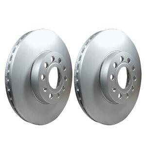 Front Brake Discs 288mm 54208PRO fits VW JETTA 1K2, Mk3 2.0 FSI 2.0 TDI 16V