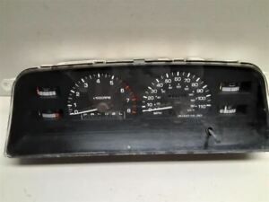 Speedometer MPH Cluster With Tachometer 6 Cylinder Fits 97-98 TOYOTA T100 233187