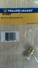 YELLOW JACKET, Ritchie Engineering,  BRUTE Manifold High Side Coupler Anchor