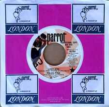 FRIJID PINK - LOST SON b/w I LOVE HER - PARROT 45 - PROMO COPY - 1971