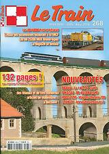 LE TRAIN N° 268 DE 2010, PIKO LA BB 461006 EN HO, BRAWA LA 140-917 EN HO