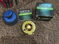 ORVIS MIRAGE II REEL GOLD! NEW IN BOX! WITH NEW LINE!