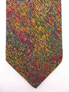 Krawatte von PERRY ELLIS, 100% Seide, Made in USA
