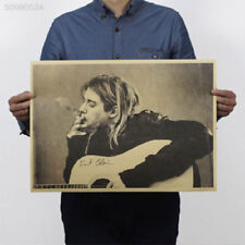 New Nirvana Bands Music Poster Retro Vintage Style Kraft Paper Home Gifts Art