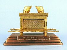 ARK OF THE COVENANT GOLD METAL REPLICA PAPERWEIGHT BOX MORRIS CERULLO MINISTRY