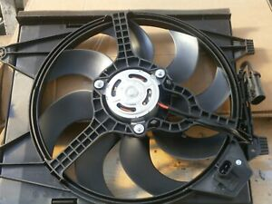 BRAND NEW LARGE ELECTRIC COOLING FAN VW ? AUDI ?PEUGEOT ?FORD ? MERCEDES ? BMW ?