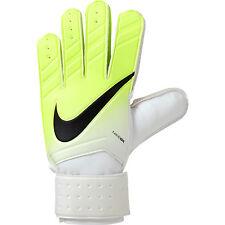 Goalkeeper Gloves Nike GK Jnr Match Hand Sizes 5 6 7 8 (kids-adult) Volt Kids 5